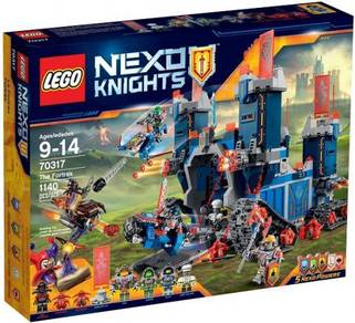 LEGO 70317 The Fortrex
