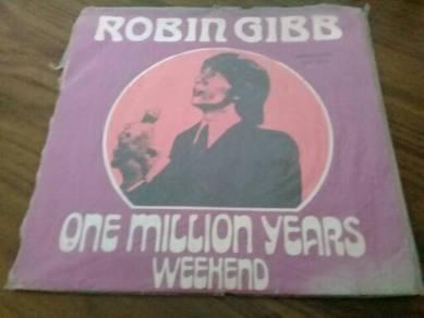 119 Ep robin gibb piring hitam not lp