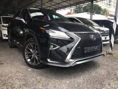 Recon Lexus RX 200t for sale