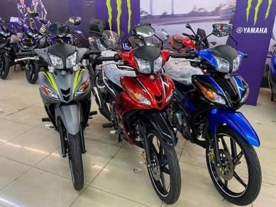 Yamaha Lagenda 115Z EI Ready Full Loan