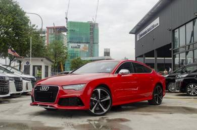 Used Audi RS7 for sale