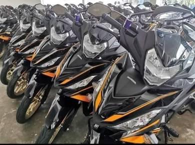 Honda rs 150 v2 - islamic loan - fast approval