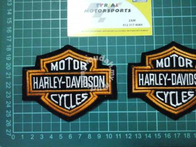 Patches sulam harley hd08