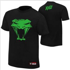 BAJU WWE T Shirts RKO Randy Orton Strike Alternate