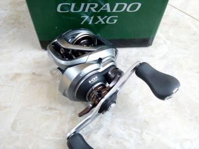 SHIMANO CURADO 70HG ~ 71XG Fishing Casting Reel