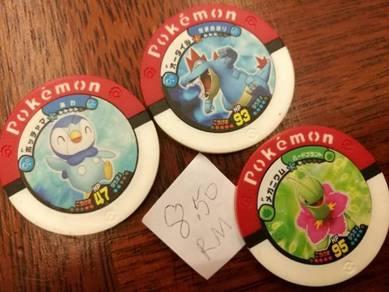 Pokemon Coin Card Japan 4