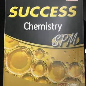 SUCCESS Chemistry SPM