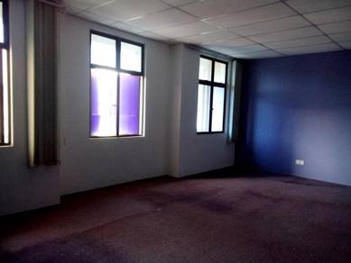 Office for rental presint 15, jalan diplomatik
