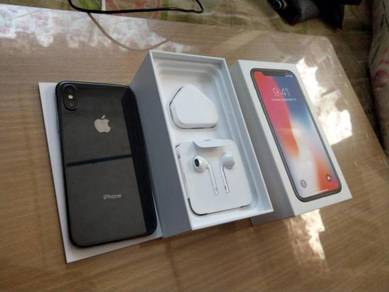 IPhone X 256gb For Trade In