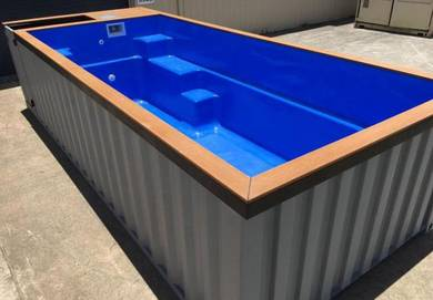 Container Pools design