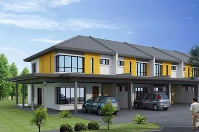 Affordable, PR1MA - Double Storey Terrace,10th Mile Padawan,Kuching