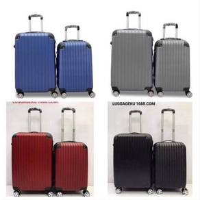 Abs material travel luggage bag (20