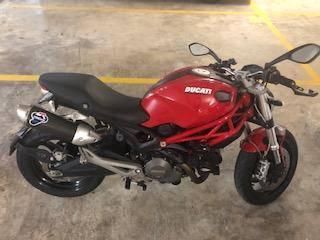 2015 Registered Ducati Monster 795 ABS