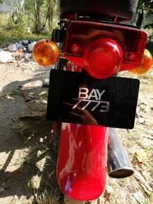 Honda bulat C70 BAY7773 tiptop