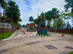 Seremban town mont jade bungalow land gated & guadred