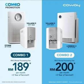 I003 Coway Combo