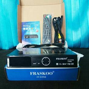 Mytv Fraskoo F9 super Combo(t2/s2) Full HD