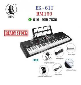 BLW 61keys Keyboard (For Beginner)