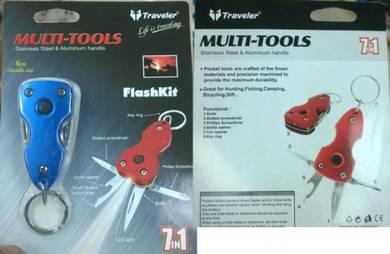 7 in 1 Multi Function Tool