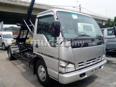 ISUZU NPR 14 Ft Long Wheel Base ARM Roll