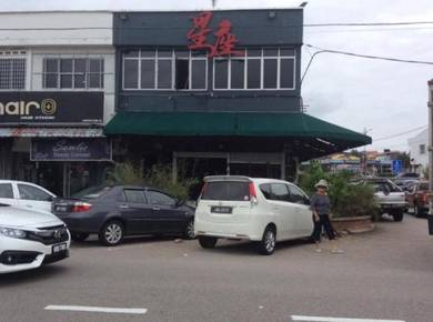Taman Sentosa Double Storey Corner Lot Shop