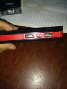 PowerBank PINENG 10000mAh 2 slot