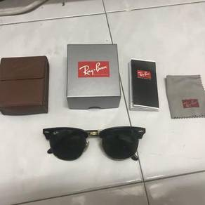 Ray original ban clubmaster folding rb2176 | 901