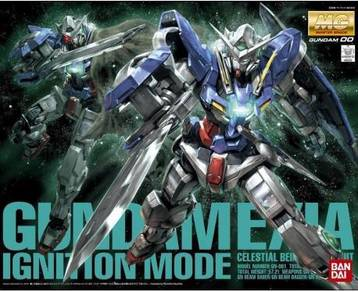 Bandai Gundam Exia Ignition Mode MG 1/100 figure