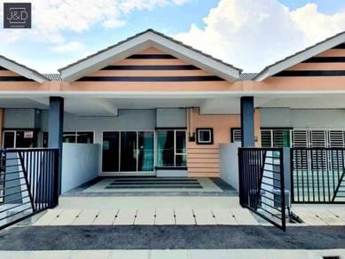 1 tingkat Rumah Teres FreeHold 0% deposit Kuala Kangsar