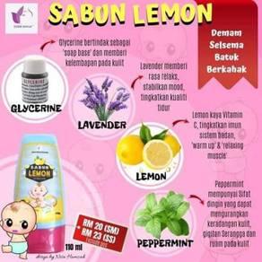 Sabun Lemon By Susuk Manja Ent