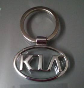 ABKSS-K001 Stainless Steel Kia Solid Key Chain