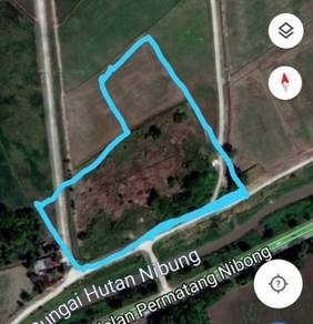 2.3 acres Main Road Jln Pmtg Nibong,SPT