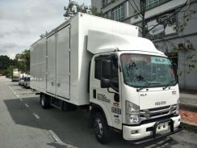 New isuzu nlr/npr 1-3 ton for sales free try loan