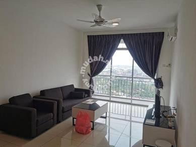 Full loan fully furniture service apartment in Pandan residence 2
