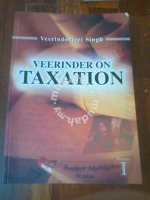 Verindeer on Taxation Volume 1