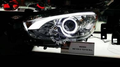 Mazda cx5 head light lamp light bar