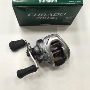 SHIMANO CURADO 201 / 201HG Fishing Casting Reel