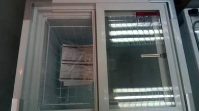 TOP GLASS FrIDGE ice cream Hitec (BARU)