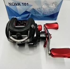 RELIX NOVA 101 Casting Fishing Reel Pancing