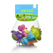 JJovce Baby Bath Time Fun Rubber Water Squirties