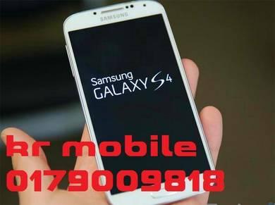 Usedset Samsung S4 tiptop