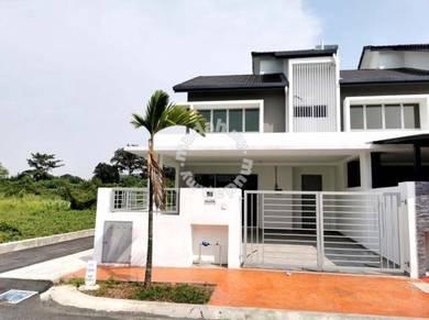 Free Legal Brand New Freehold Tmn Sri Andalas Klang 2sty End Lot 22x75