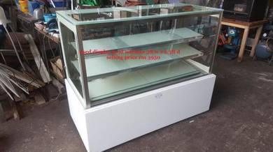 Used display food warmer 5ft
