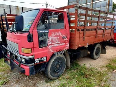 2004/05 Daihatsu V58 KAYU baru 1ton BDM4500KG