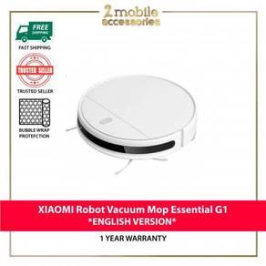 Xiaomi Robot Vacuum Mop Essential G1 - English