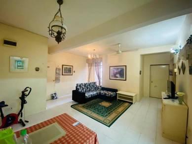 LOW DEPOSIT & STRATA READY Apartment Sri Puteri Ukay Perdana TINGKAT 2