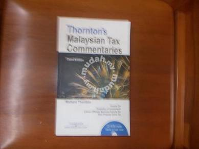 Thornton Malaysian tax commentaries