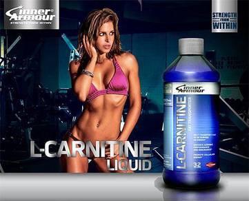 L carnitine liquid burn fat kurang gemuk slim body