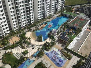 Imperial Residence Condo at Sg ARA . High Floor . 2 Car Park