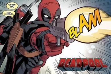 Poster Deadpool (Blam) Maxi Poster T 1